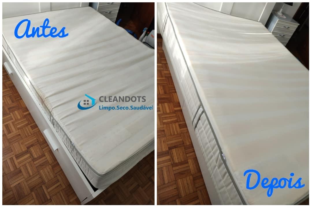 Cleandots Limpeza de colchoes